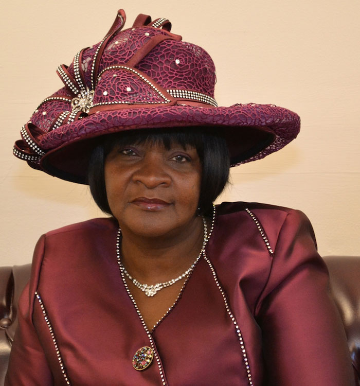 First Lady Earnestine Kemp